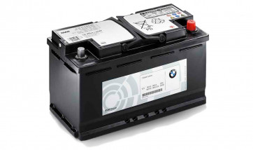 BMW & MINI EFB-Batterie 70 Ah