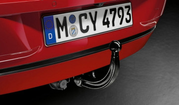 BMW Anhängerkupplung abnehmbar inkl. Anbausatz Elektrikteile 1er F20 F21 2er F22 F23