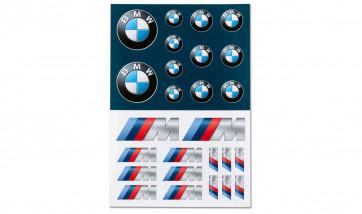 BMW Aufkleber-Set