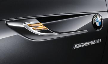 BMW Chrom Lampen (WY5W)