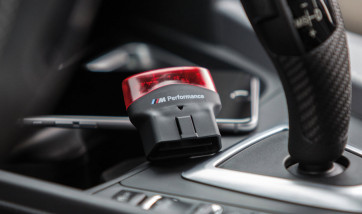 BMW M Performance Drive Analyser