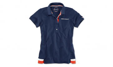 BMW Golfsport Damen Poloshirt Fashion