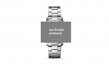 BMW Herren Ersatz-Armband Edelstahl silber