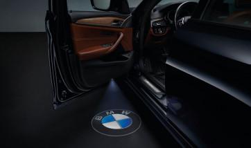 BMW LED-Türprojektoren
