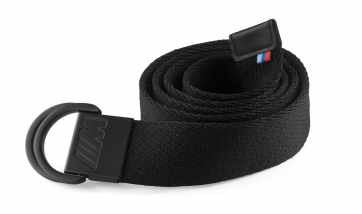 BMW M Gürtel unisex schwarz