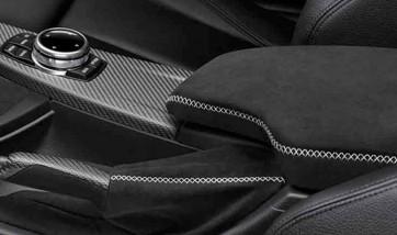BMW M Performance Armauflage Alcantara 1er F20 F20 LCI F21 F21 LCI 2er F22 F23