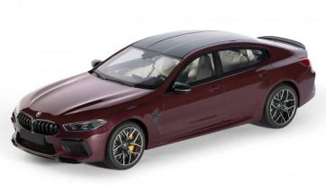 BMW M8 Gran Coupé Miniatur Limited Edition