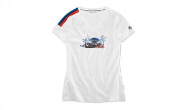BMW Motorsport Damen T-Shirt Motion