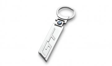 BMW Schlüsselanhänger GT silber