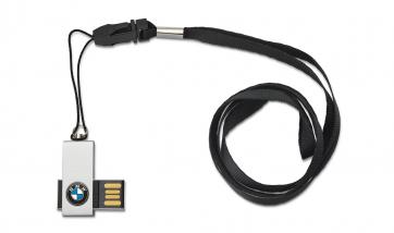 BMW USB Stick 16 GB schwarz/silber