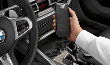BMW Wireless-Charging-Station Universal 1er F20 F21 2er F22 F23 M2 F87 3er F30 F31 F34 F35 G20 M3 F80 4er F32 F33 F36 M4 F82 F83 5er F10 F11 G30 G31 G38 M5 F90 6er G32 7er E65 X1 F48 X2 F39 X3 F25 X4 F26 G02 X5 G05 X7 G07
