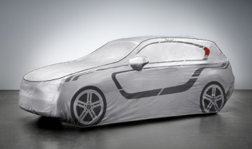 BMW Car Cover Outdoor 1er F20 F21