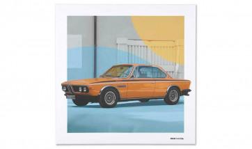 BMW Classic Leinwand BMW 3.0 CSL