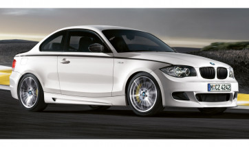 BMW Performance Akzentstreifen 1er E81