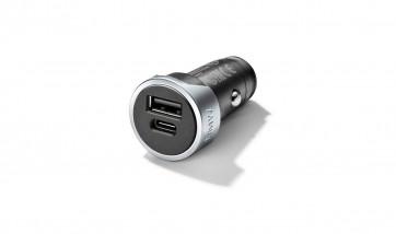 BMW Dual-USB-Ladegerät für Typ-A und -C