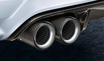 BMW M Performance Endrohrblende Carbon M2 F87 M3 F80 M4 F82 F83