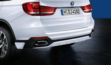 BMW M Performance Endrohrblende Chrom 8 Zylinder Optik X5 F15 35iX