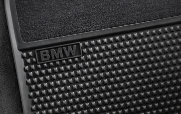BMW Gummimatten hinten 5er F07
