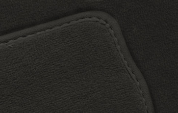BMW Satz Fußmatten Velour (vorne und hinten) 3er E46