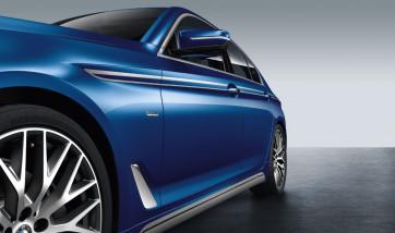 BMW Folie Akzentlinie 5er G30 G31