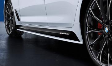 BMW M Performance Seitenschweller Folien 5er G30 G31 M5 F90