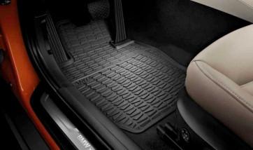 BMW Allwetter Fußmatten vorne X5 E70 X6 E71