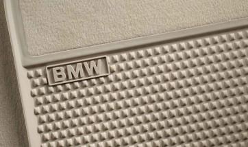 BMW Gummimatten vorne 5er F07