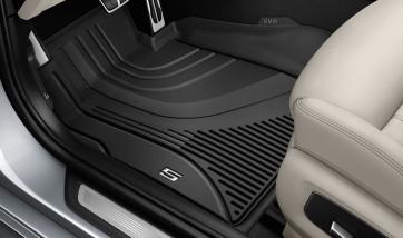 BMW Fußraumwanne Allwetter hinten 5er G30 G31 M5 F90