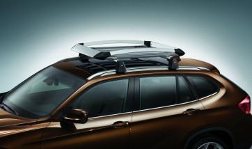 BMW & MINI Gepäckkorb Aluminium