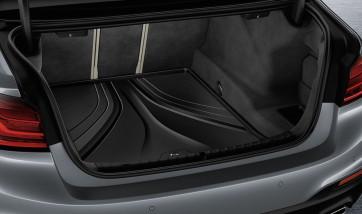 BMW Gepäckraumformmatte 5er G30