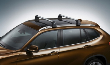 BMW Grundträger X5 E53 mit Reling
