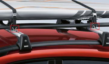 BMW Gurtöse für Spanngurt Surfboardhalterung