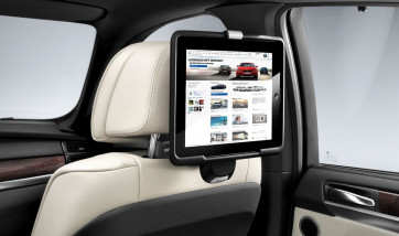 BMW Travel & Comfort System Halter Apple iPad™