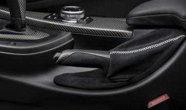 BMW M Performance Handbremsgriff Carbon mit Alcantarabalg 3er F30 F31 F34 4er F32 F33 F36