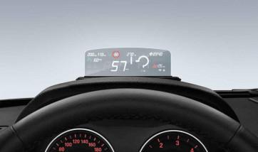 BMW Head-Up Screen für Navigationssystem Business und Professional