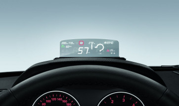 BMW Head-Up Screen universal