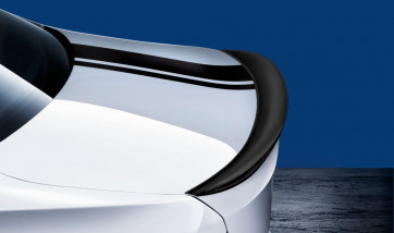 BMW M Performance Heckspoiler schwarz matt 3er F30 M3 F80