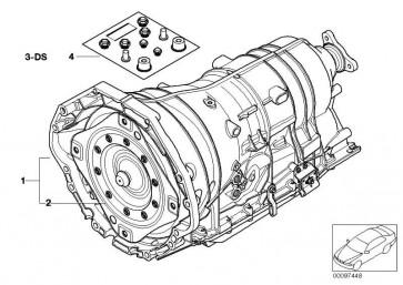 Austausch Automatikgetriebe EH GA6HP26Z        5er 6er  (24007555928)