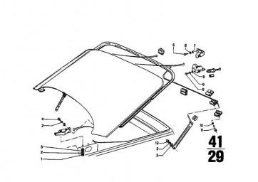 Sechskantschraube mit Scheibe M6X25-Z3         3er 5er 6er 7er 8er Z1 Z3  (07119915046)