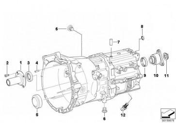 Verschlussschraube mit Dichtring M18X1,5         1er 3er 5er 6er X1 X3 X5 Z4  (23117531356)