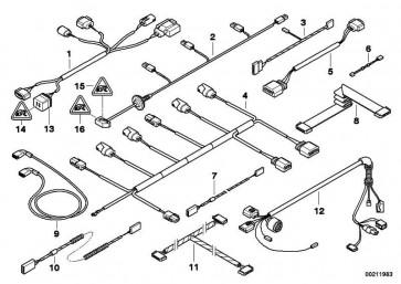 Rep.-Kabel CAS  5er 6er  (61116942590)