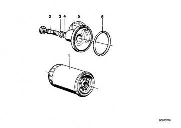 O-Ring 65X3            3er 5er Z1  (11421265670)
