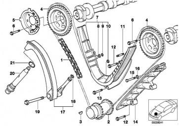 O-Ring 11,2X1,8        5er 7er 8er X5 Z8  (07119906363)