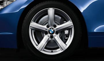 BMW Alufelge Sternspeiche 290 silber 8J x 17 ET 29 Vorderachse / Hinterachse BMW Z4 E89