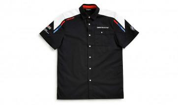 BMW Kurzarm-Hemd Motorsport Herren