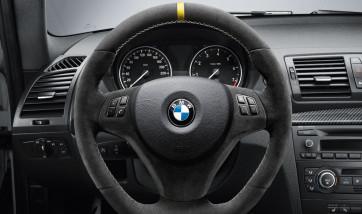 BMW Performance Sportlenkrad II ohne Display für Fahrzeuge mit Steptronic 1er E81 E82 E87 E88 3er E90 E91 E92 E93 X1 E84