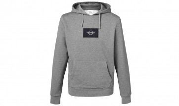 MINI Herren Sweatshirt Logo Patch