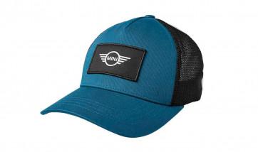 MINI Cap Logo Patch Trucker