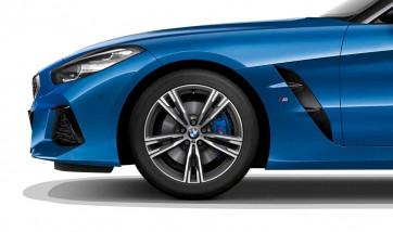 BMW Alufelge M Doppelspeiche 798 ferricgrey 8J x 18 ET 20 Vorderachse Z4 G29