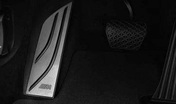 BMW M Fußstütze anthrazit 1er F20 F21 2er F22 F23 M2 F87 3er F30 F31 F34GT 4er F32 F33 F36 M4 F83